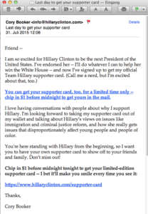 Hillary Clinton Email 24