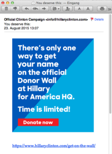 48th email from Hillary Clinton
