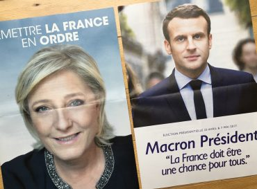 French Election 2017 - The runoff's candidates