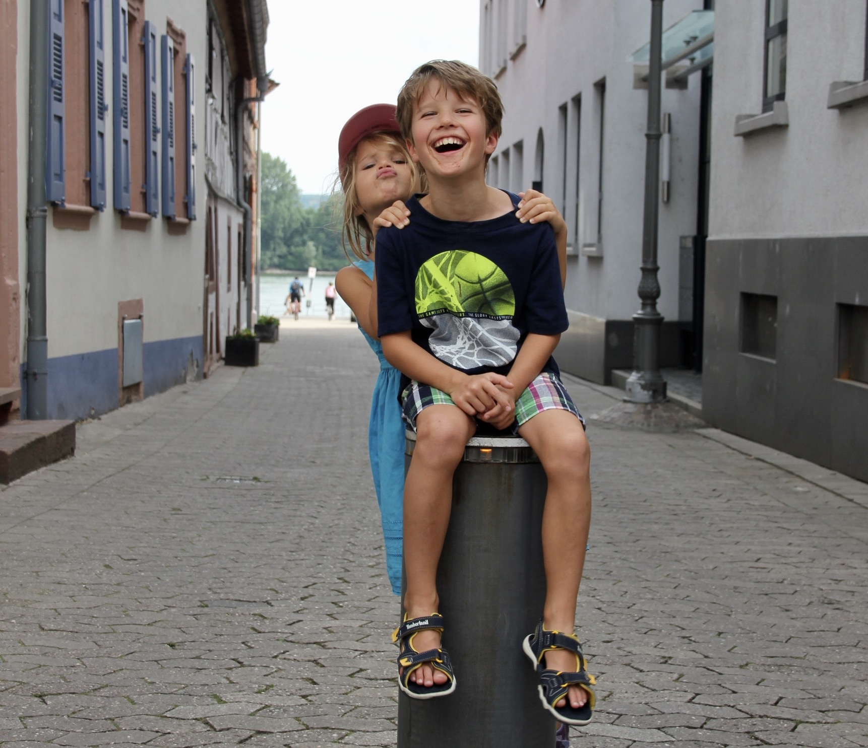 Why Not Send Your Kids To Summer Camp in Germany?