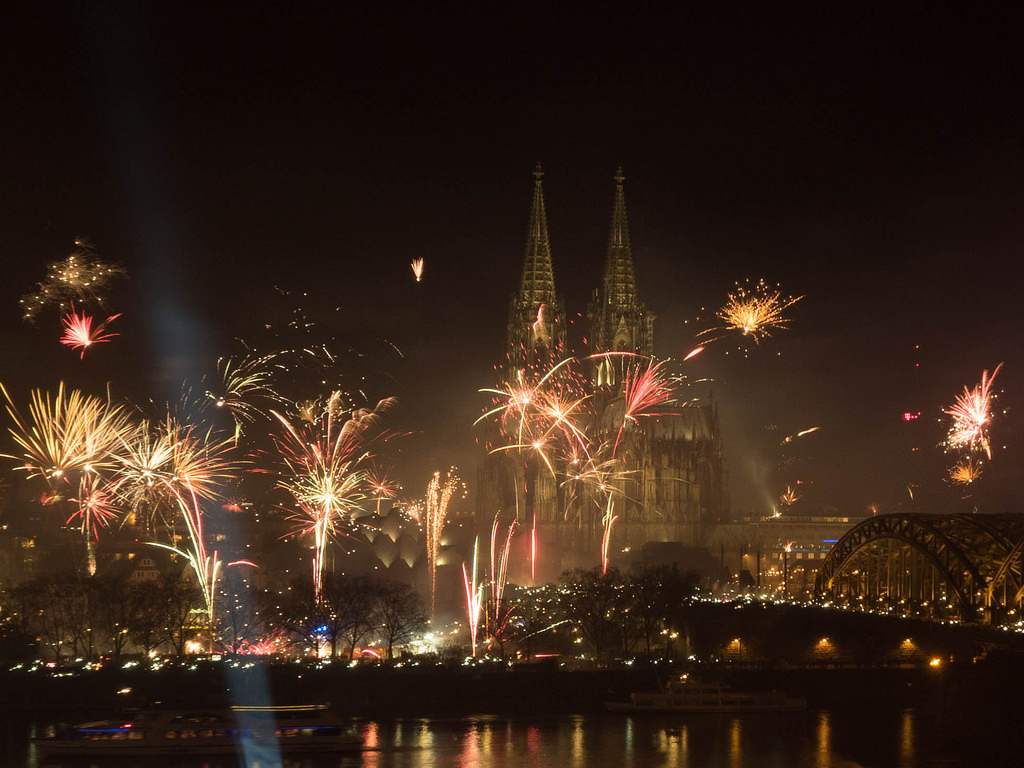 How Germans Began the New Year - Celebrating New Year's ...